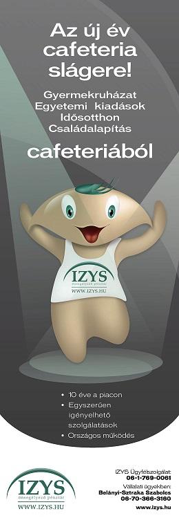 10 éves iziszönsegélyezőpénztár mascot